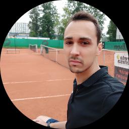Dominik Bartosz - zdjęcie profilowe